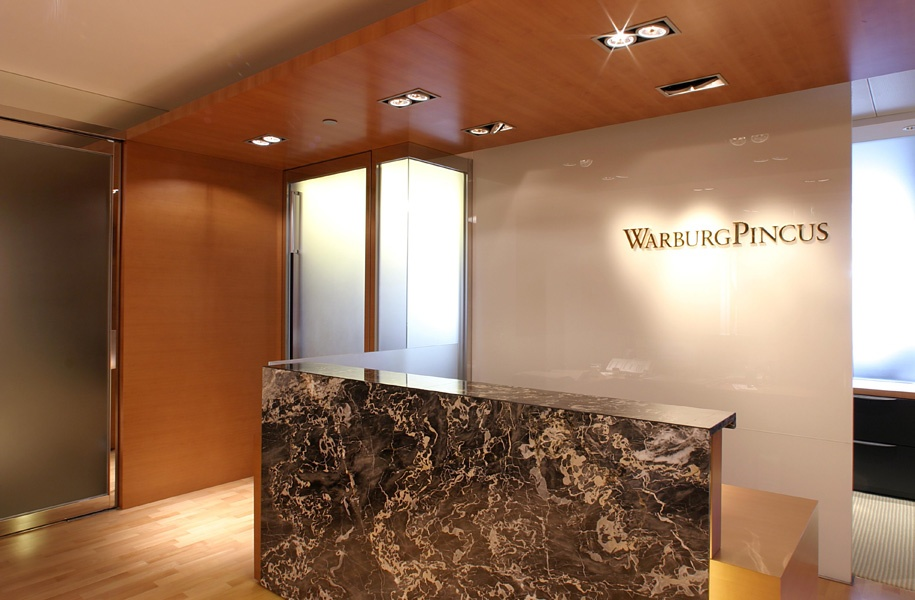 Warburg Pincus Finance Projects Rb Hk