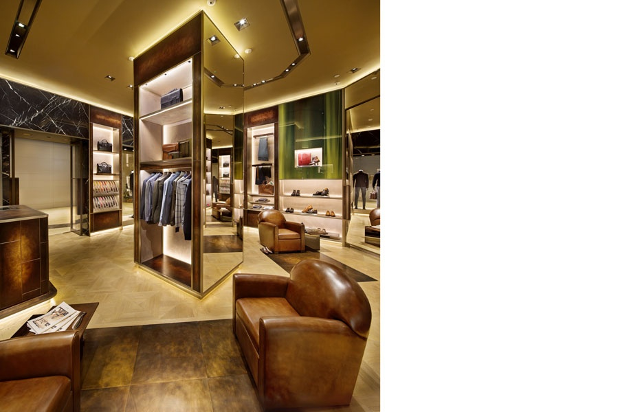 Berluti One Central Macau Projects Rb Hk